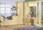 Hapton Maple Bedroom