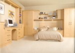 Kendal Newport Beech Bedroom