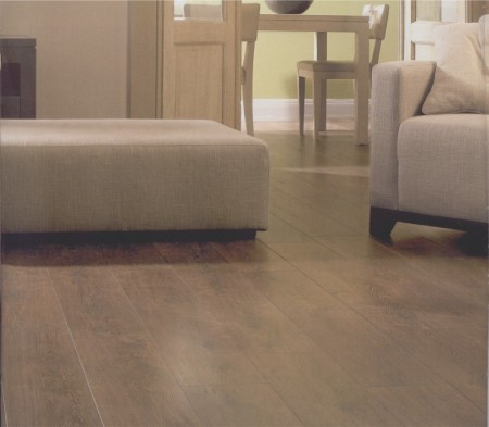 Tasmanian Oak flooring is available from Gee's Kitchens, Wardrobes & Flooring of Kildare.